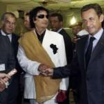 Kadhaf et sarko
